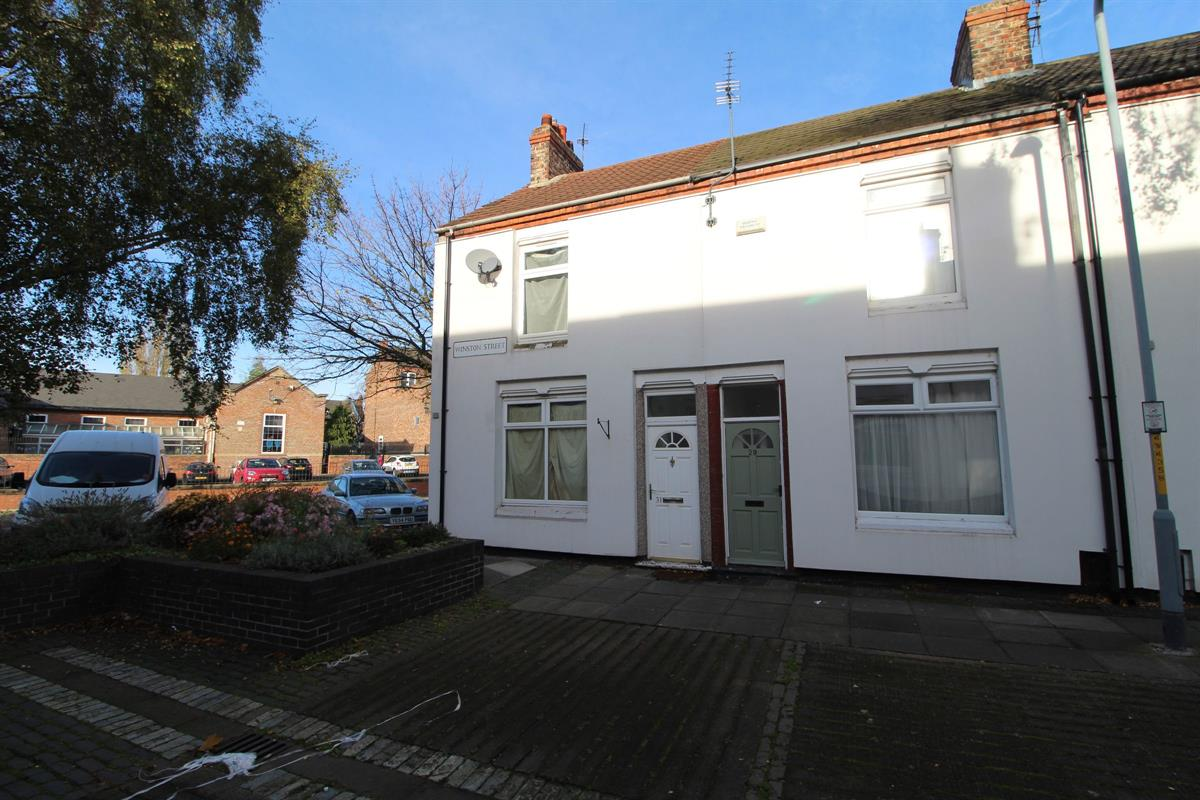 2 bed Terraced House For Rent in Stockton-on-Tees, County Durham