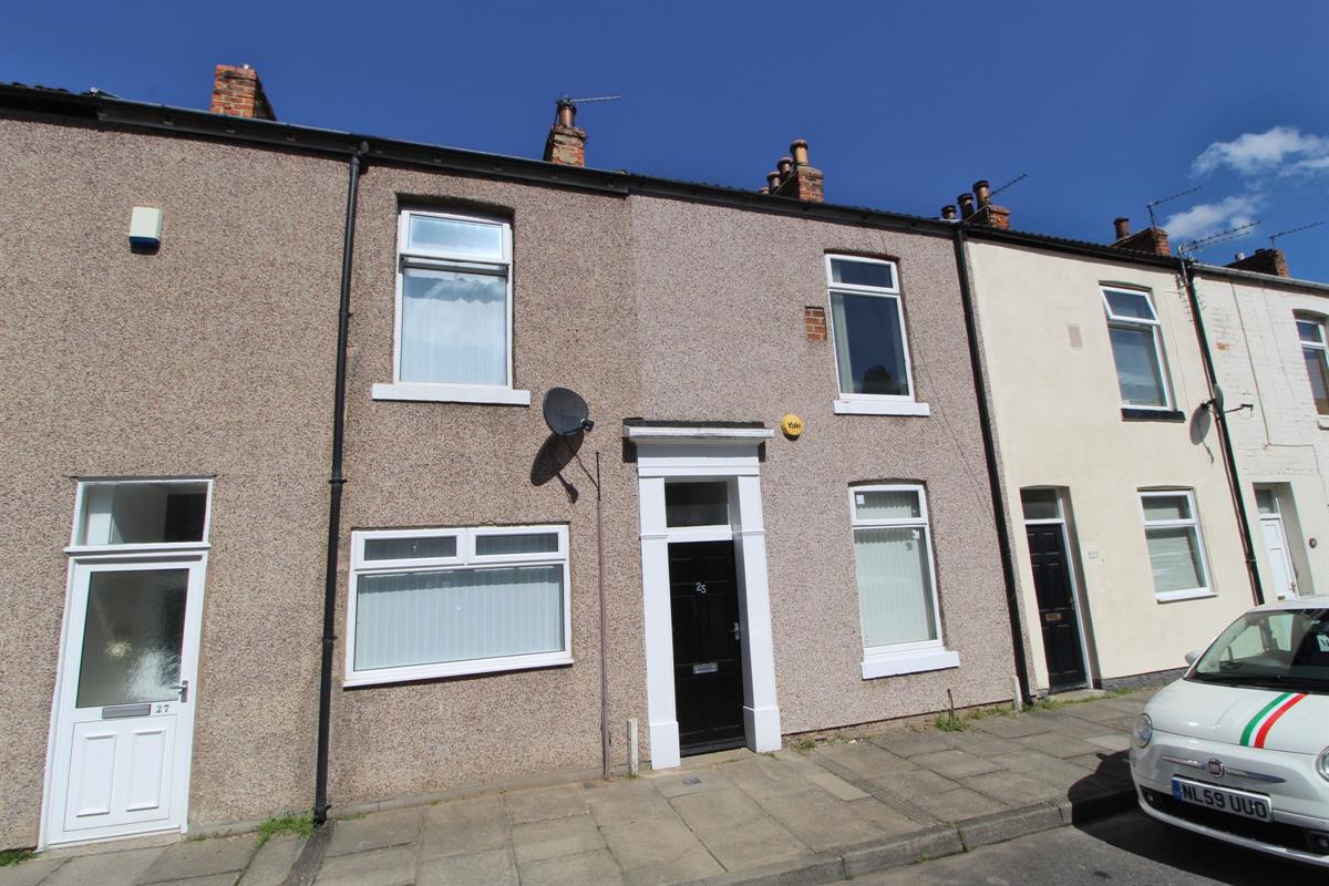 2 bed Terraced House For Rent in Middlesbrough, North Yorkshire