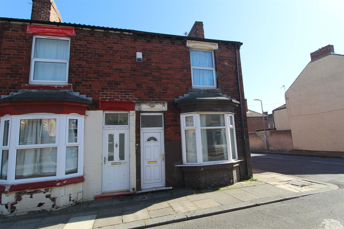 3 bed Terraced House For Sale in Middlesbrough, North Yorkshire