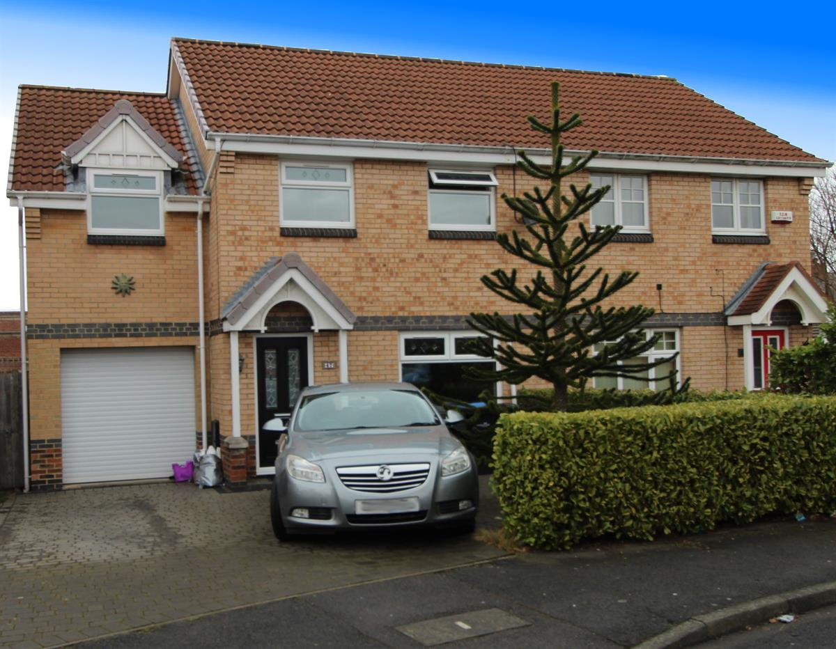 3 bed Semi-detached house For Sale in Middlesbrough, North Yorkshire - 1