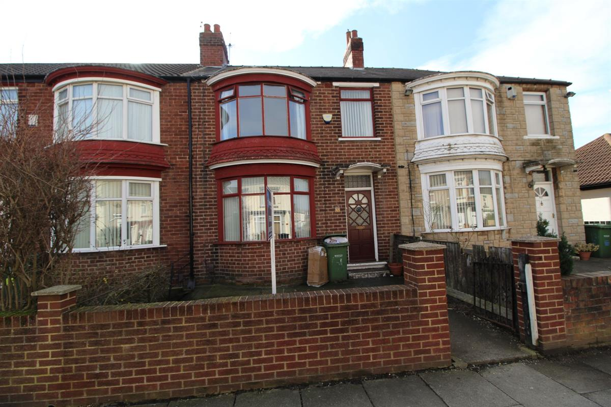 3 bed Terraced House For Sale in Stockton-on-Tees, North Yorkshire - 1
