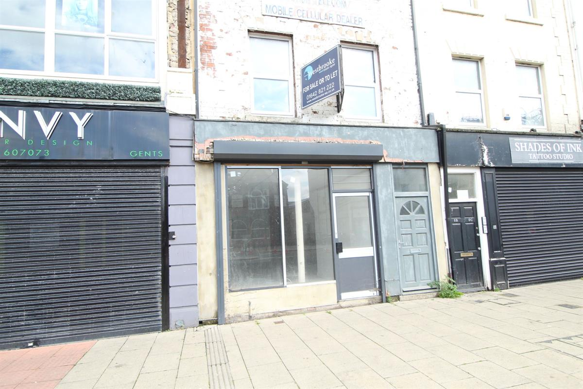0 bed Commercial Property For Rent in Stockton-on-Tees, County Durham - 1
